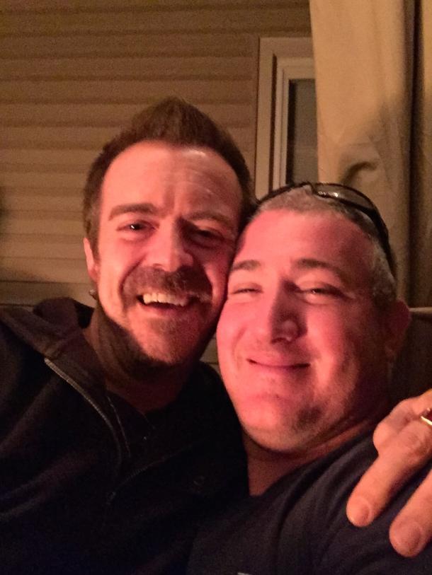 Brian & I 9-2014