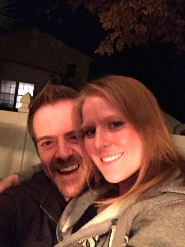 Heather & I 9-2014