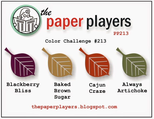 Paper Players #213