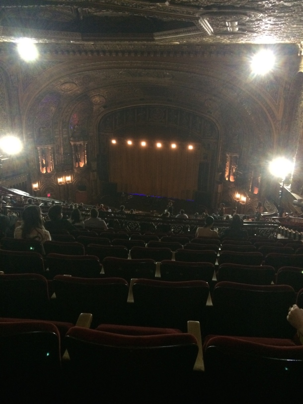 United Palace Theater Inside